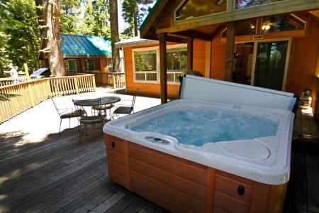 #40 Cabins at Hyatt Lake-Sleeps 6-Pet Friendly