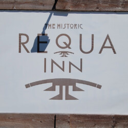 Requa Inn ~ Fern Canyon Room ~ River Front View